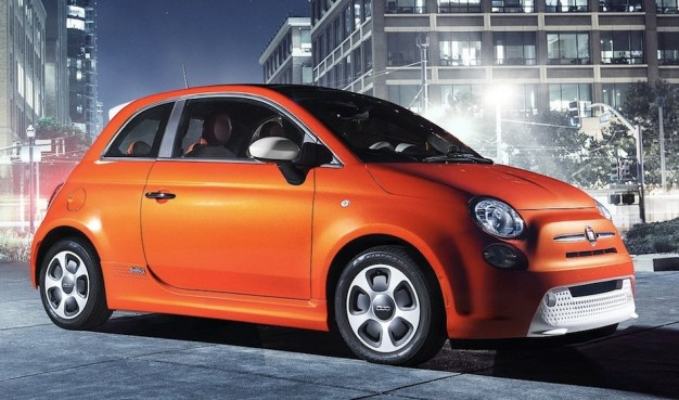 Report: Chrysler and Fiat sticking to internal combustion instead of EVs and hybrids