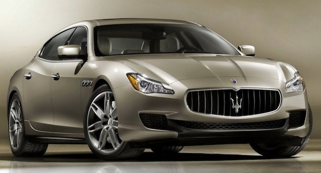 Report: Maserati Ghibli sedan to debut spring 2013