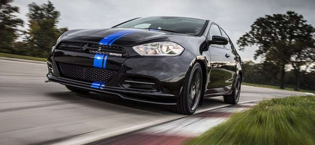 Dodge prices its 2013 Mopar Dart at $25,485 w/o $995 destination