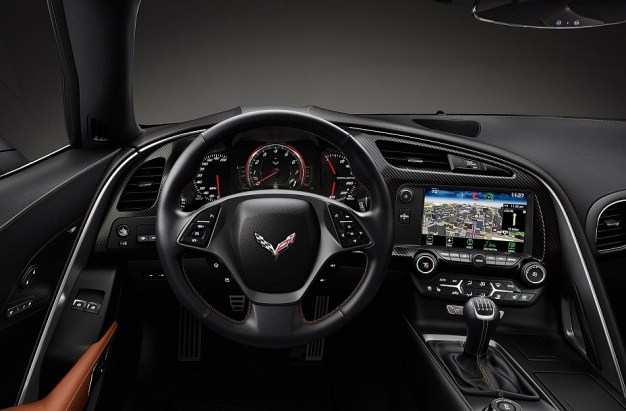 2014 Chevrolet Corvette Stingray C7 Interior Front Driver Seat