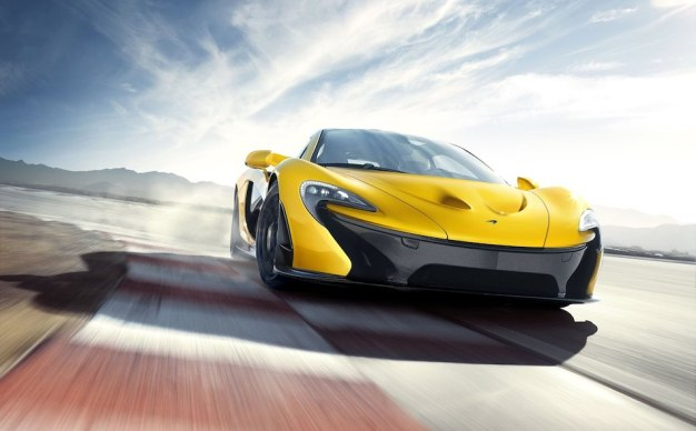 Report: McLaren already confirms successor to the P1, but won't happen for another 10 years