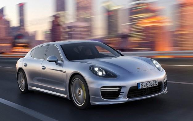 Report: Next generation 2016 Porsche Panamera to share modular platform with next Bentley Continental family
