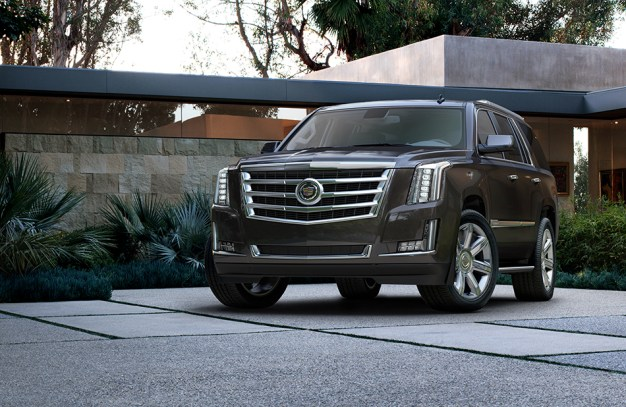 Report: Cadillac is actually working on an Escalade V apparently with 600hp