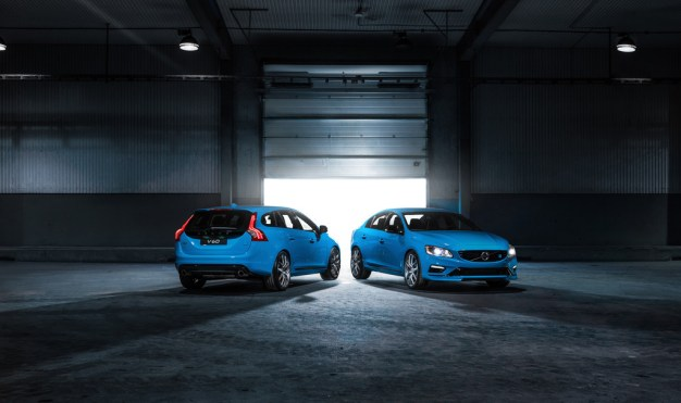 Volvo confirms to be importing more S60 and V60 Polestar models for 2016
