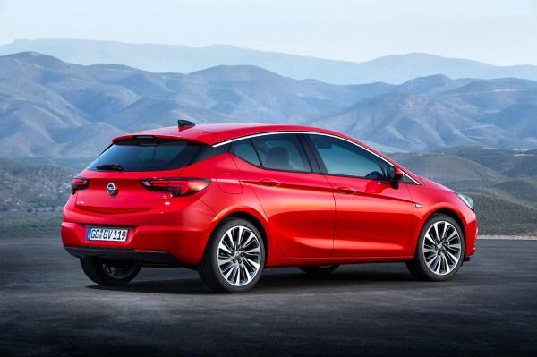 2016 Opel Astra (15) - egmCarTech