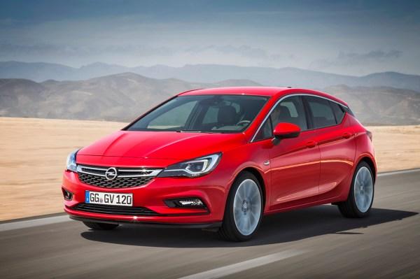 2016 Opel Astra (16) - egmCarTech