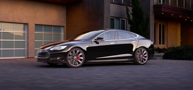 Report: A facelift for the Tesla Model S is rumored to be near