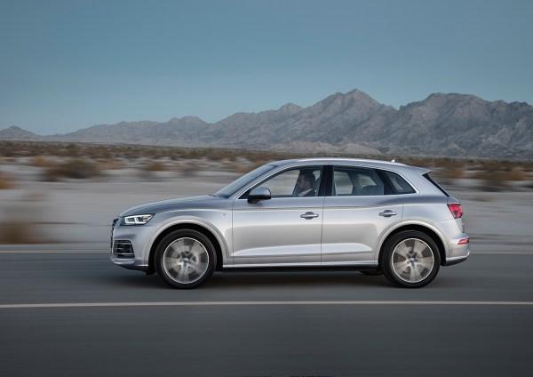 2017 Audi Q5 - egmCarTech