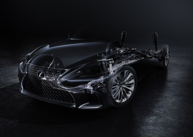 2017 NAIAS Preview: The next-gen Lexus LS will be revealed at the Cobo next month