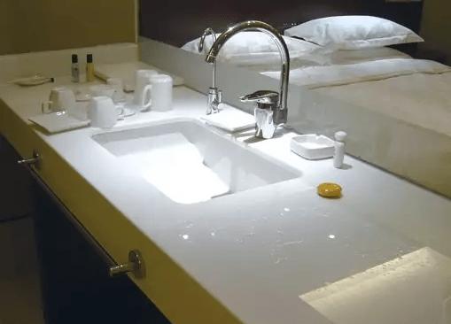 Delicieux Glass Bathroom Top