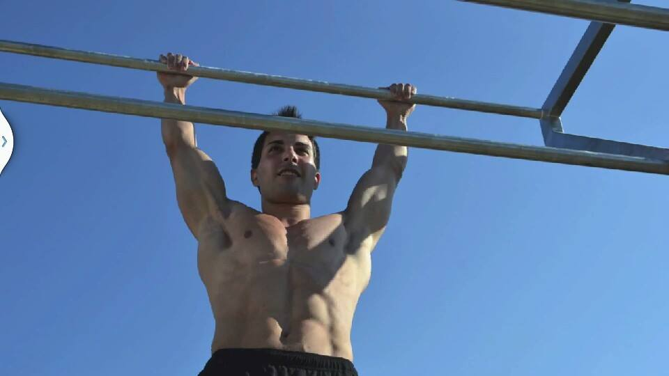 STREET WORKOUT: ultima novità all'EGO CLUB