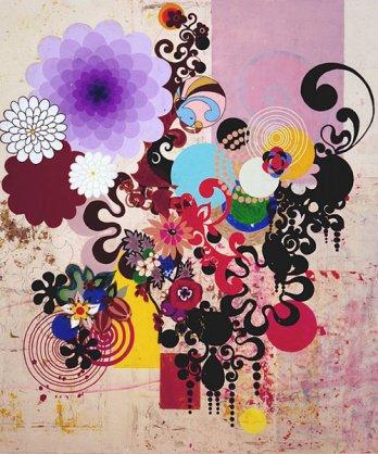 Beatriz Milhazes/In My Dreams
