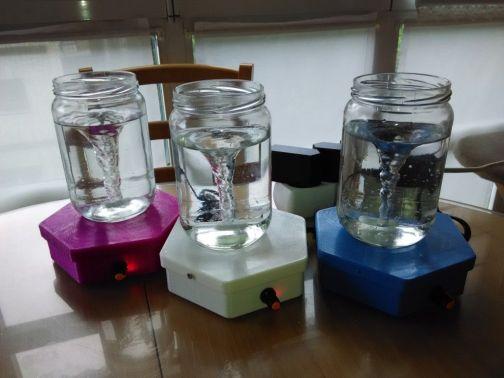 Vorticeador de agua doméstico V3