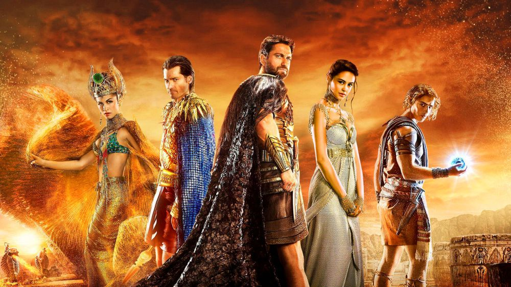 فيلم gods of egypt