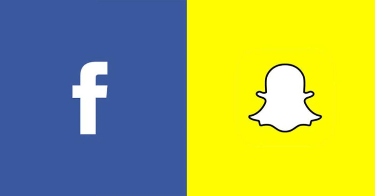 فيس بوك تنافس سناب شات