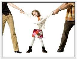 اكتشاف علمي : تأثير ايجابي لطلاق الوالدين على دماغ الأطفال