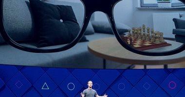 فيس بوك يطور نظارات ذكية تراقب محيط المستخدم