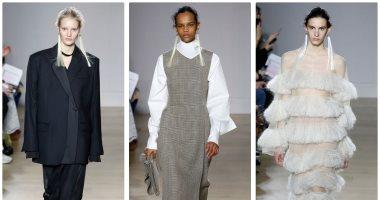 عرض أزياء ports1961 بين الملابس الكلاسيكية والعصرية فى أسبوع الموضة بلندن