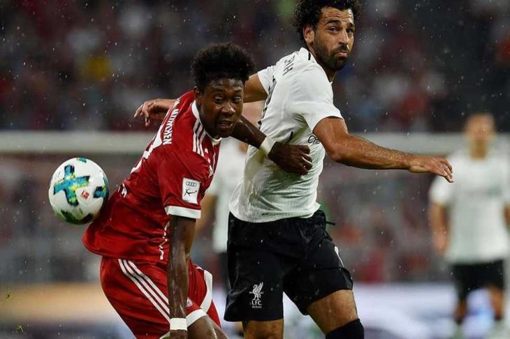 التشكيل المتوقع لمباراة ليفربول وبايرن في دوري أبطال أوروبا