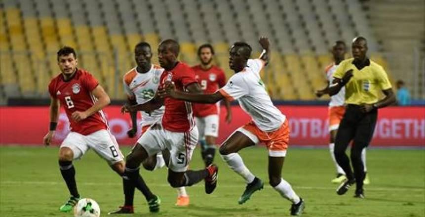 نتيجة مباراة مصر و النيجر