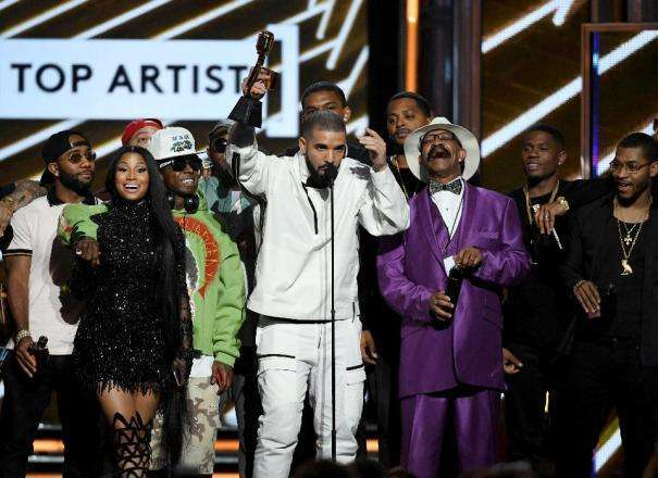 Top-Artist-Drake-Billboard-Music-Awards-2017 Title category