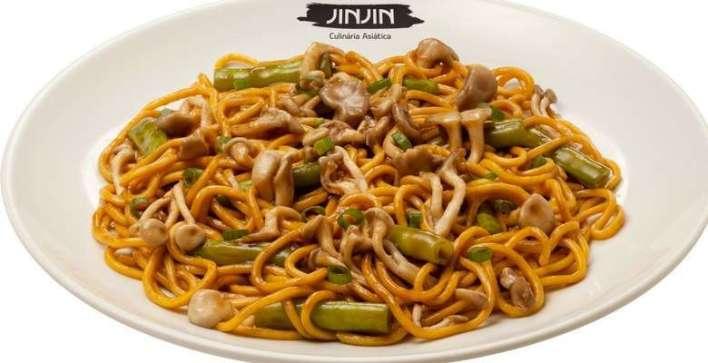 Shimeji-com-Vagem-Foto-JinJin-Culinaria-Asiática Title category