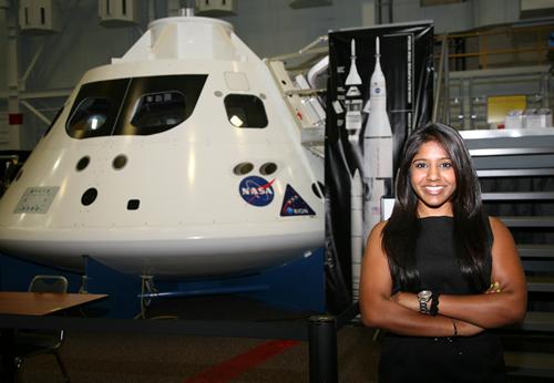 Aerodynamic: Aerospace Engineering Grad Student Researches ...
