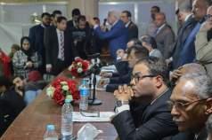افتتاح معهد محاماة القاهرة الكبري 2