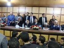 افتتاح معهد محاماة القاهرة الكبري