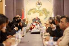 اجتماع مجلس العامة 1 فبراير 2018
