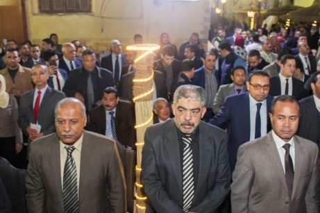 افتتاح مقر شمال الجيزة 39