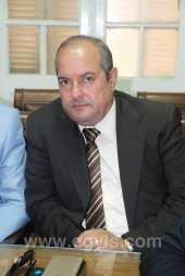 محمد العليان عضو الاسماعيلية