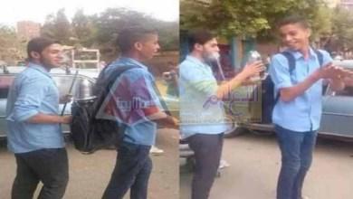 Photo of تقرير .. انهيار التعليم في مصر.. شيشة وحشيش وسجاير داخل المدارس !!