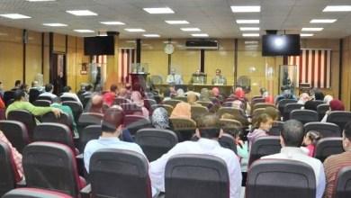 Photo of اجتماع بمديرية التربية والتعليم بالبحيرة لبحث مشكلة مدرسة دار المعرفة