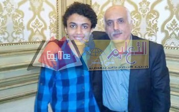 """Photo of """"شهاب"""" سقط من شرفة الفصل لانشغال المعلمة بالمحمول أثناء الحصة"""
