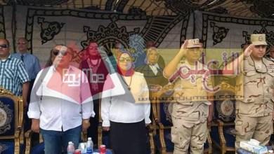 Photo of وكيل تعليم الإسكندرية تشهد الاحتفالات بانتصارات حرب أكتوبر المجيد… صور