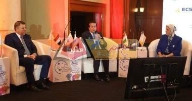 Photo of وزير التعليم العالى يفتتح المؤتمر الدولى الخامس لقسم علاج الأورام بطب عين شمس