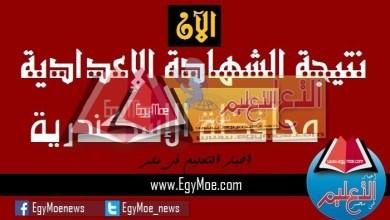 Photo of ننشر نتيجة الشهادة الإعدادية بالإسكندرية برقم الجلوس
