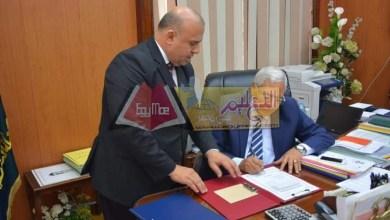 Photo of محافظ الدقهلية يوافق على تخفيض تنسيق القبول بالثانوي العام 2019 / 2020
