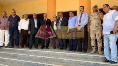 Photo of تعليم الجيزة يتفقد مدارس الواحات البحرية لمتابعة استعدادها للعام الدراسى