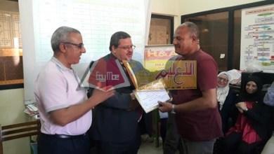 Photo of مجاهد وموسى وجامع يؤكدون على ضرورة تفعيل الغياب الإلكترونى بالتعليم الفنى