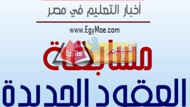 Photo of التعليم : التعاقد فورًا مع الذين يجتازون الاختبار بمسابقة 120 ألف معلم