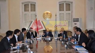 Photo of وزير التعليم والسفير الصينى يبحثان تدريس اللغة الصينية كلغة ثانية بداية من الصف الأول الإعدادى