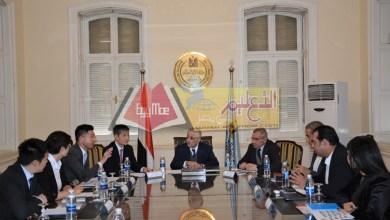 Photo of وزير التعليم يلتقى سفير الصين لمناقشة مشروعات التعاون المشتركة بين الجانبين