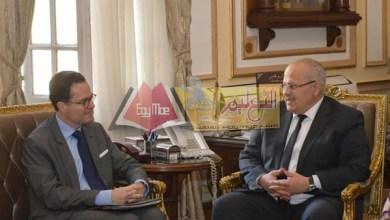 """Photo of السفير الفرنسي : رد الخشت على الطيب بمؤتمر الأزهر الأخير """"رجاحة حجة"""""""