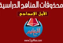Photo of ننشر المنهج المقرر لعمل المشروعات البحثية للصف الأول الإعدادي