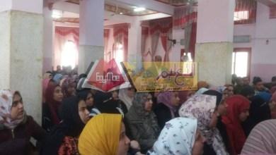 Photo of قطار محاضرات الإبداع والتفوق لطلاب الثانوية يعبر سيدي سالم بقيادة علاء سليمان