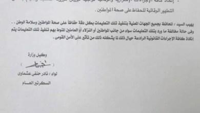 Photo of محافظ جنوب سيناء يكشف حقيقة عزل شرم الشيخ