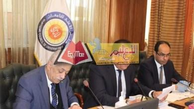 Photo of الأعلى للجامعات : إلغاء امتحانات الميد تيرم في حالة تمديد تعليق الدراسة