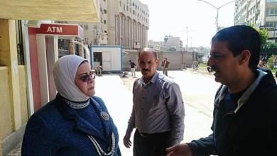 Photo of تطهير وتعقيم مديرية التربية والتعليم بكفر الشيخ
